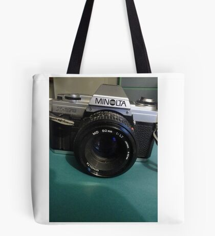 One of the Best-----The Minolta X---370. Tote Bag