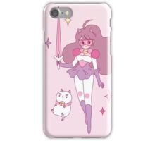 Space Suit Bee and Puppycat  iPhone Case/Skin