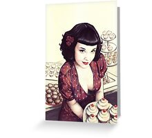cupcake? Greeting Card