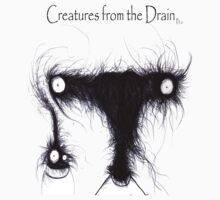 the creatures from the drain 20 by brandon lynch