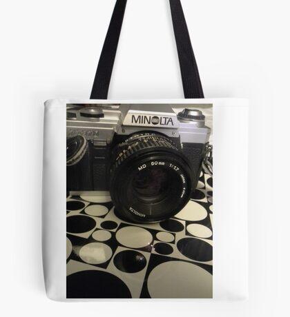 The Minolta X--370 Tote Bag