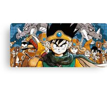 The Seeds Of Salvation Canvas Print