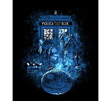 Life of the Doctor Photographic Print