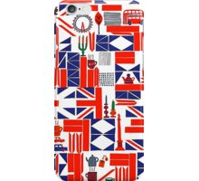 United Kingdom B iPhone Case/Skin