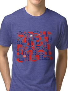 United Kingdom B Tri-blend T-Shirt