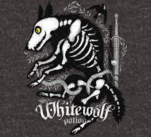 """""""White wolf"""" potion Unisex T-Shirt"""
