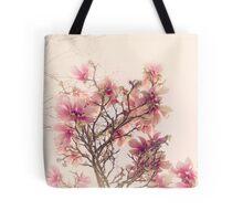 120 Mount Tomah Spring Pink Tote Bag
