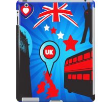 United Kingdom 578 iPad Case/Skin