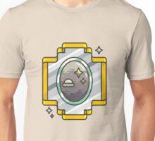 Space mirror Unisex T-Shirt