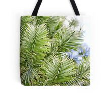 137 Wollemi Pine - an ancient plant Tote Bag