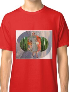 Well Travelled Woman Classic T-Shirt