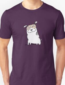 happy mutt Unisex T-Shirt