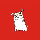 happy mutt by Matt Mawson