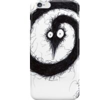 the creatures from the drain 10 iPhone Case/Skin