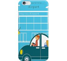 Airport 578 iPhone Case/Skin