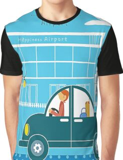 Airport 578 Graphic T-Shirt