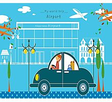 Airport 578 Photographic Print