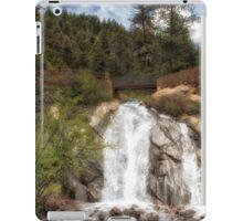 Helen Hunt Falls iPad Case/Skin
