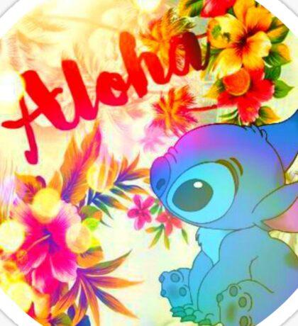 Little Aloha Sticker