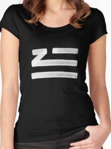 ZHU Women's Fitted Scoop T-Shirt