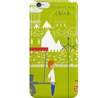 China 578 iPhone Case/Skin