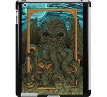 Answering the Call of Cthulhu iPad Case/Skin