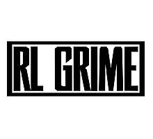 RL GRIME Photographic Print