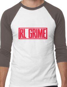 RL GRIME Men's Baseball ¾ T-Shirt