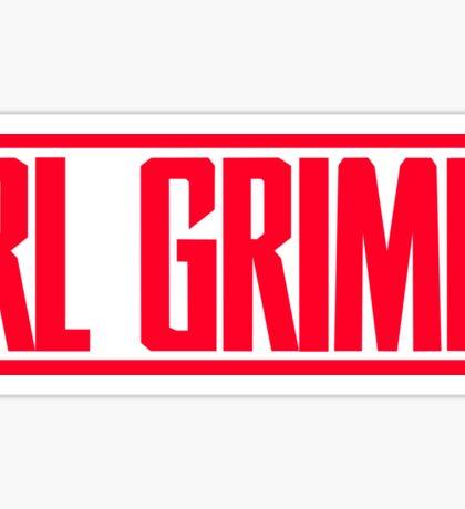 RL GRIME Sticker