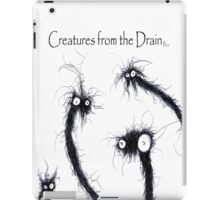 creatures from the darin 1 iPad Case/Skin