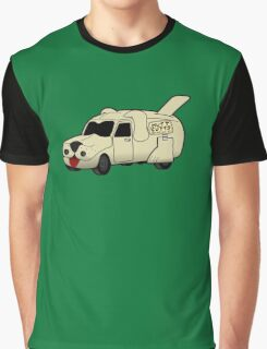Mutt Cutts Van Graphic T-Shirt