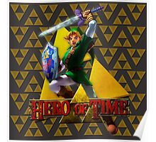 Link: Hero of Time Poster