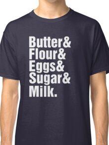 Baker Cake Decorator - Beatles Parody Classic T-Shirt