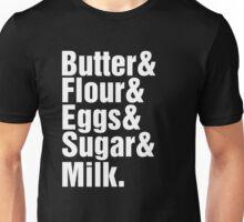 Baker Cake Decorator - Beatles Parody Unisex T-Shirt