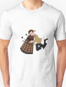 Cute Doctor And Dalek T-Shirt
