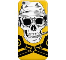 Gonzo Skull iPhone Case/Skin