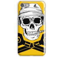 Gonzo Skull iPhone Case/Skin