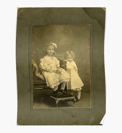 John Hall Carter & Lorene Carter of Wingo, Kentucky Poster