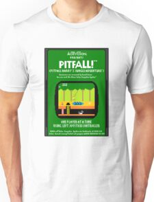 Pixel Pitfall! Unisex T-Shirt
