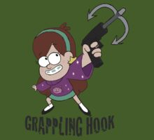 GRAPPLING HOOK by HollieBallard