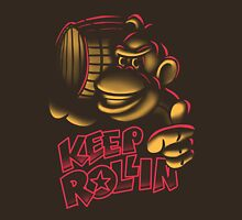 Keep it Rollin' Unisex T-Shirt