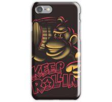 Keep it Rollin' iPhone Case/Skin