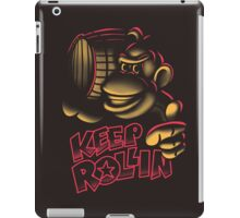 Keep it Rollin' iPad Case/Skin