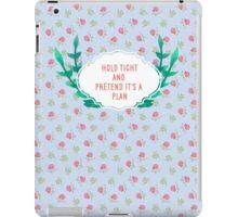 Pretend it's a plan iPad Case/Skin