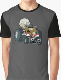 Murky and Lurky Cruise Round In Their Doom Buggy Graphic T-Shirt