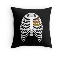 The Wizard's Heart Throw Pillow