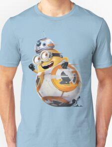 Minion Robot Unisex T-Shirt