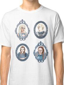 Who Run Westeros? Girls! Pt. 1 sticker set Classic T-Shirt