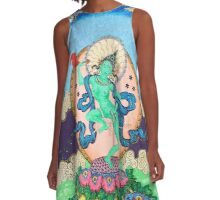 Dancing Tara - Joy of Creation A-Line Dress