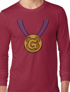 Gummi Bears Madlion Long Sleeve T-Shirt